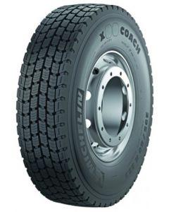 Michelin 295/80R22.5 X COACH XD  REMIX bewerking**