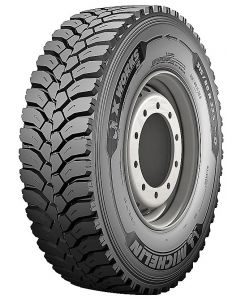 Michelin 315/80R22.5 X WORKS HD D (M+S) 156/150K