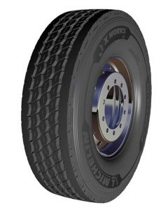 Michelin 315/80R22.5 X WORKS HD Z (M+S) 156/150K