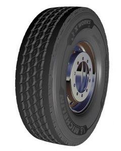 Michelin 315/80R22.5 X WORKS HD Z (M+S) 156/150K