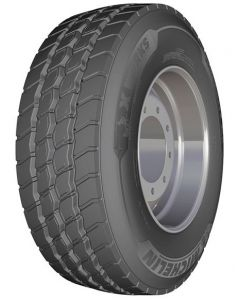 Michelin 385/65R22.5 X WORKS T 160K VM (M+S)