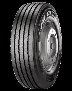 Pirelli 205/75 R 17.5 TL 124/122M FR:01 TRIATHLON M+S 3PMSF