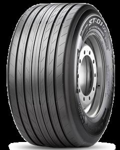 Pirelli385/55R22.5ST:01 NEVERENDING 160K