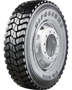 Firestone13R22.5 FD833 (M+S) 156/150K