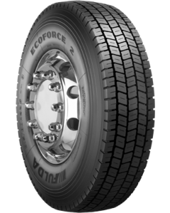 Fulda	315/70R22.5	ECOFORCE 2+	154/150L (152/148M)