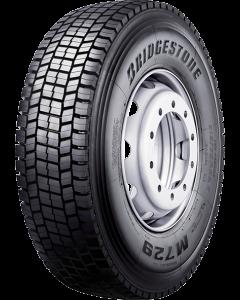 Bridgestone205/75R17.5M729 (M+S) 124/122M