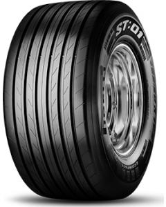 Pirelli445/45R19.5ST:01 (M+S)160J